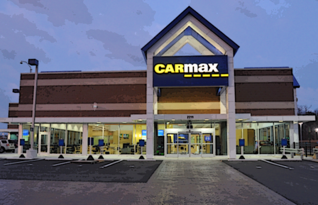 Carmax Rent A Car