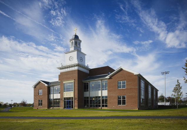 Malvern Preparatory School New Center for the Performing Arts