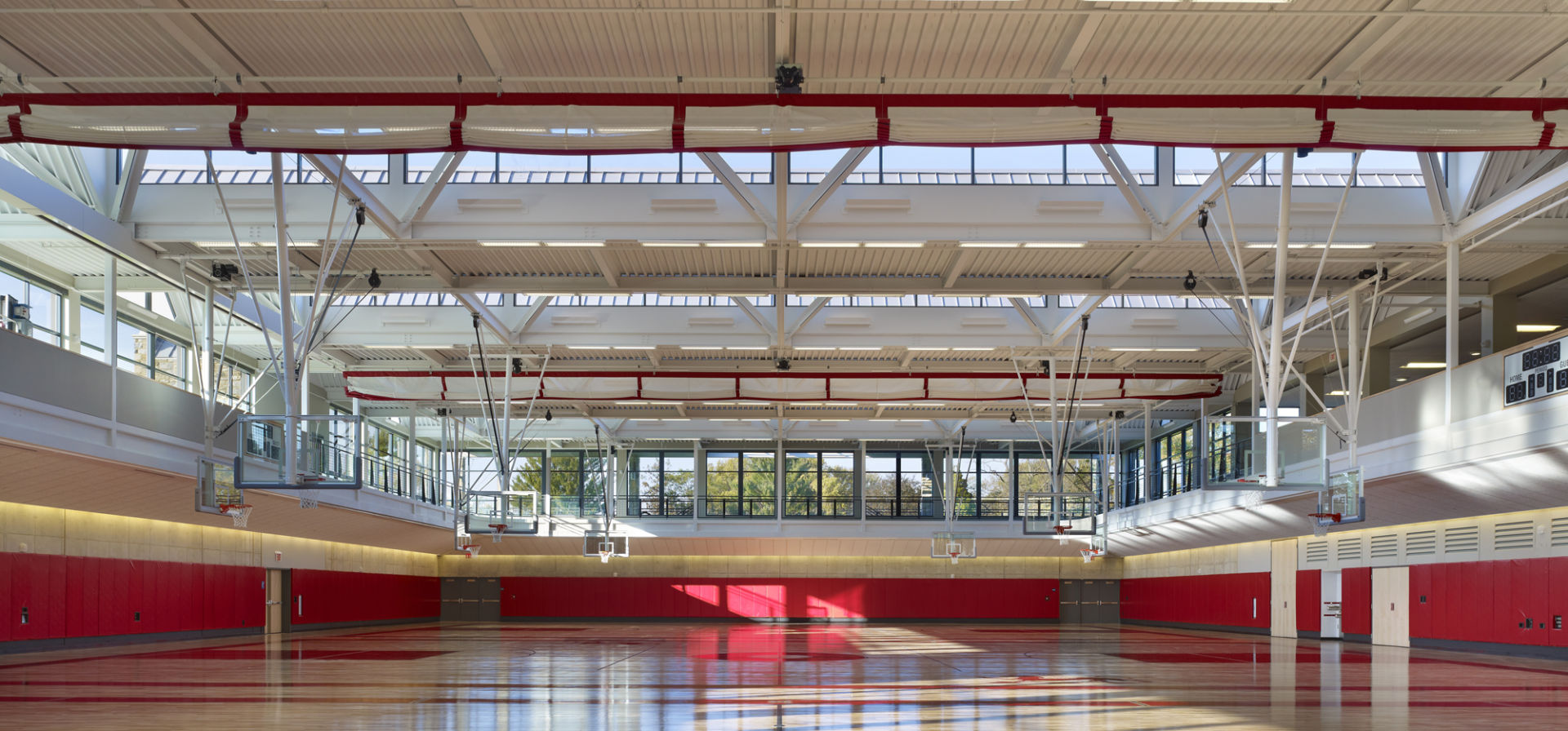 St Andrews School Gym