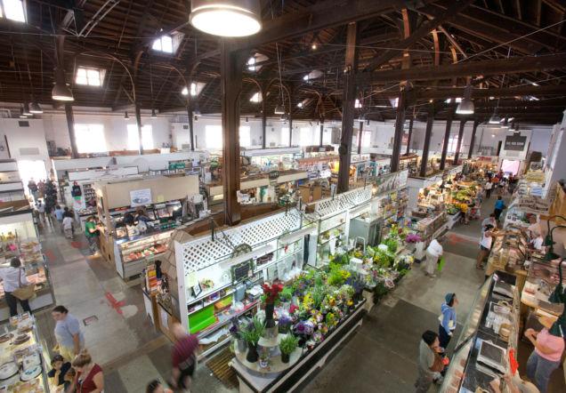 Lancaster Central Market Renovation