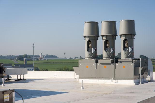 Eurofins Lancaster Laboratories rooftop