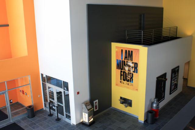 Penn Cinema Imax Lobby