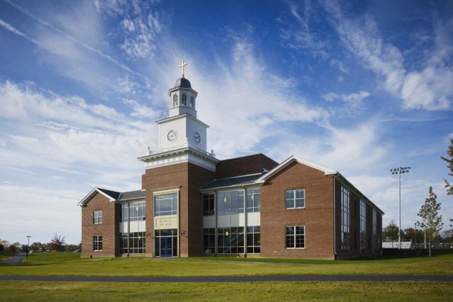 Malvern Preparatory School Center for the Performing Arts Building