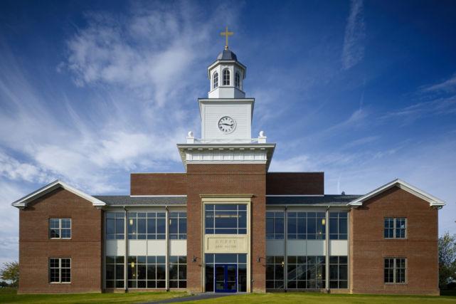 Malvern Preparatory School New Building Entrance