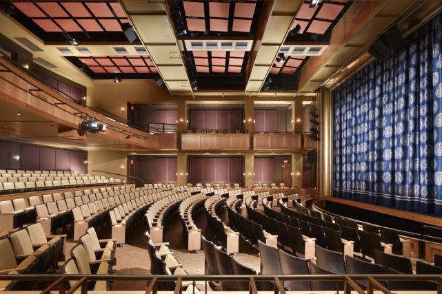 Malvern Prep Performing Arts Center theater