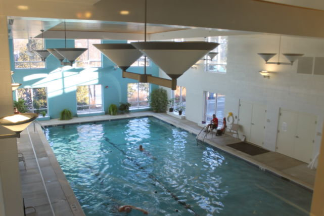 Kendal Health Center Indoor Therapy Pool