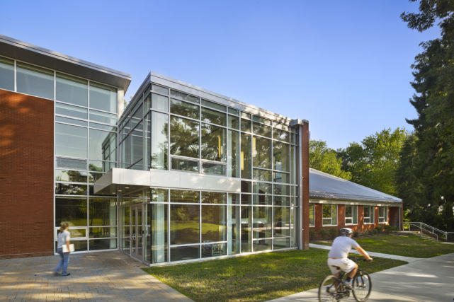 Westtown School Science Building Exterior