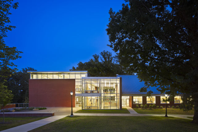 Westtown School Science Building by SMP Architects
