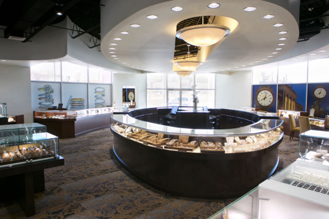 New Construction Jewelry Store