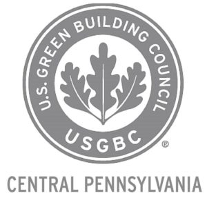 U.S. Green Building Council Central PA logo