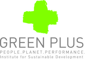 Green Plus logo