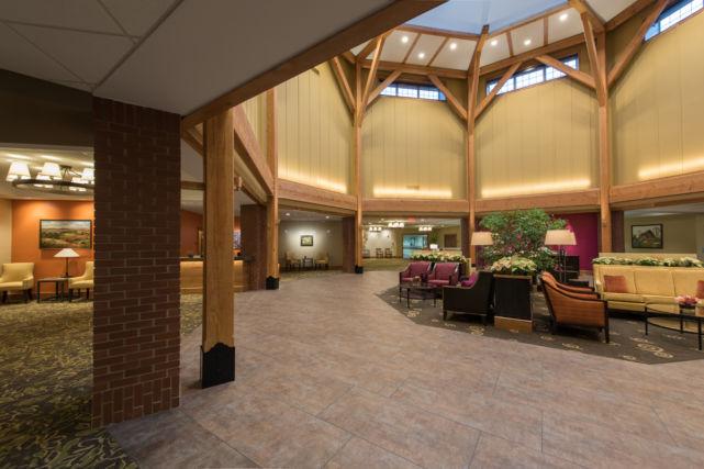Grand Renovated Foyer