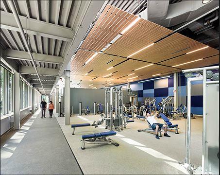Cabrini University Fitness Center