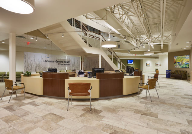 North Cornwall Medical Center cafe