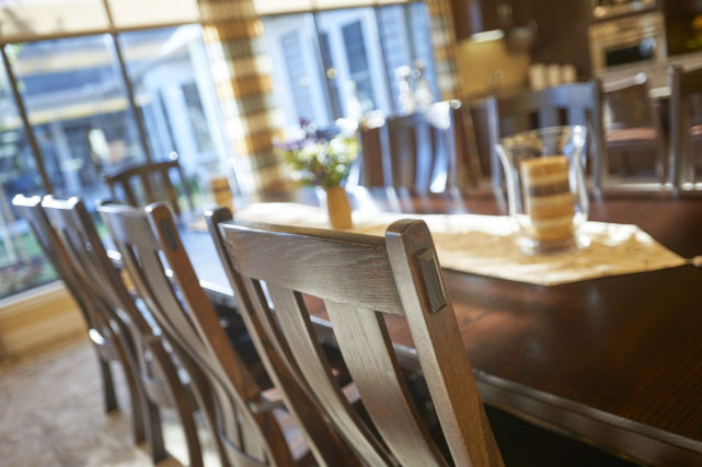 SpiriTrust Lutheran Interior Dining Fixtures
