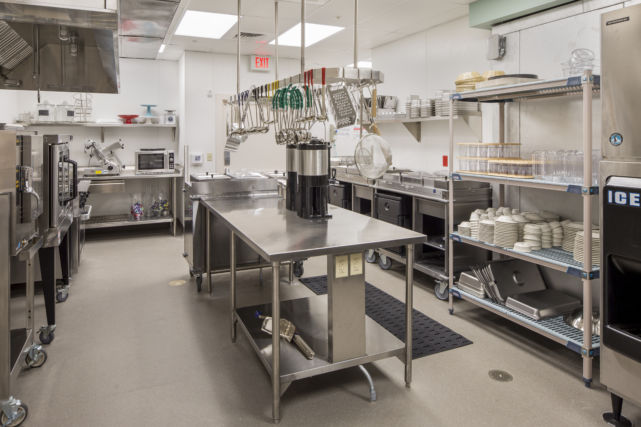 Manor Care Kitchen