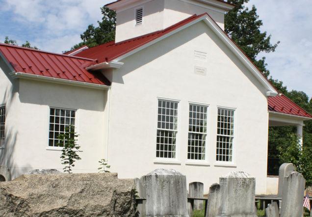 St. Andrews Church Renovation Exterior