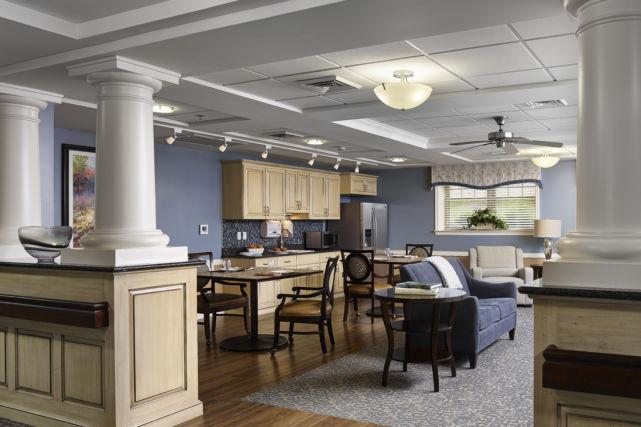Artman Home Rehab Activity Kitchen