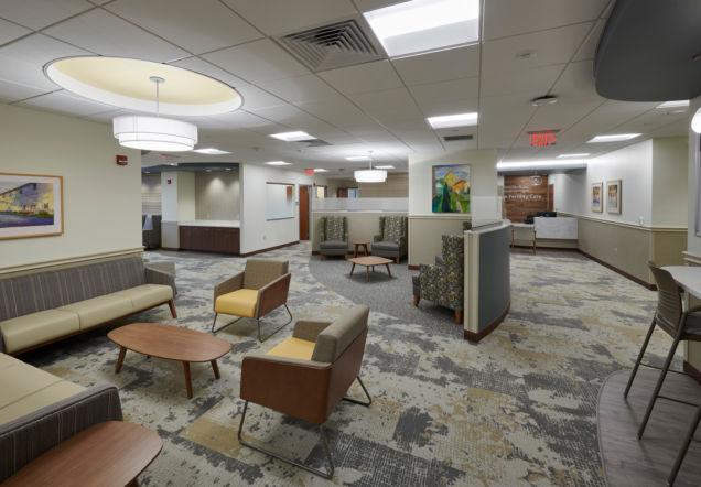 Penn Medicine lobby